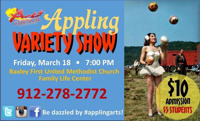 Variety Show Eddings Enterprise